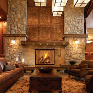 Town & Country TC54 Gas Fireplace