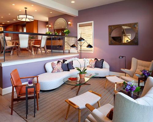 Split Level Living Room Home Design Ideas Pictures