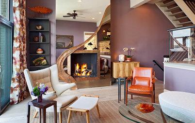 Houzz Tour: Modern Beach House With a Custom Twist