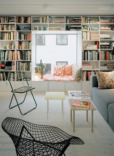 Contemporain Salon by Elding Oscarson