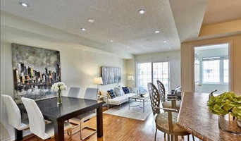 Townhouse Home Staging Service