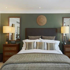 Contemporary Bedroom by Slightly Quirky Ltd