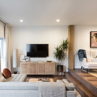 75 Beautiful Small Modern Living Room Pictures & Ideas | Houzz