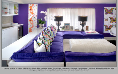 How to Add Bold Color without Commitment