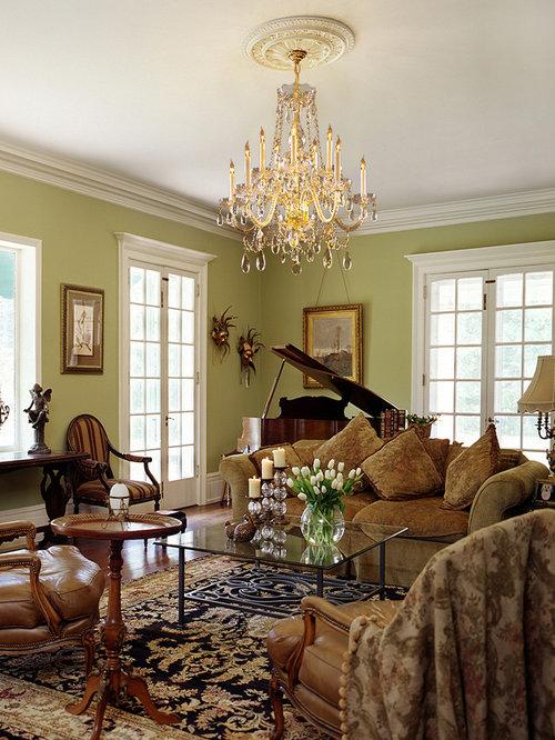 Living room design ideas renovations photos with no for Living room ideas no fireplace