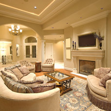 Traditional Living Room by Modify Your Space