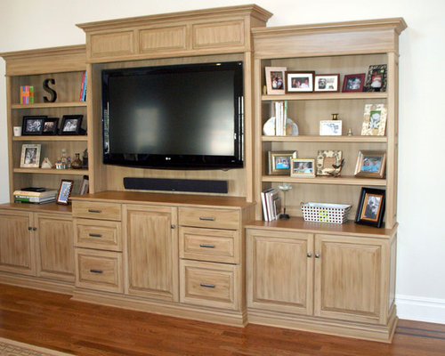 traditional wall units houzz