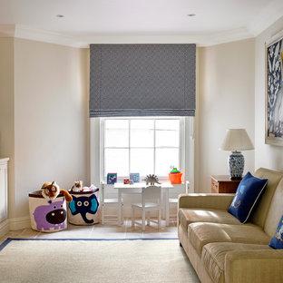 Новый формат декора квартиры: открытая гостиная комната в классическом стиле