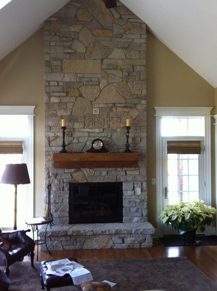 Traditional Indoor Fireplaces by Northwest Metalcraft