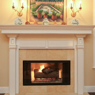 Traditional Fireplace in Lafayette, CA
