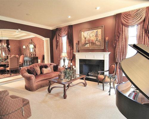 European Living Room | Houzz