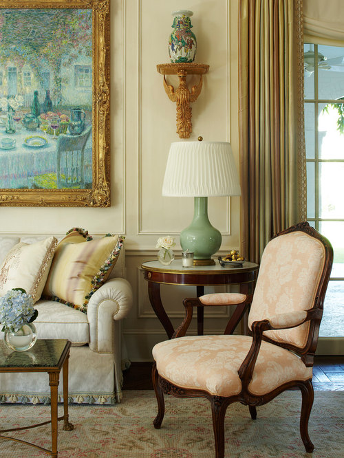 Louis xv style furniture houzz for B q living room furniture