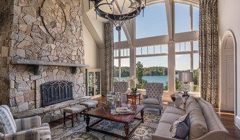 Traditional Lake Home