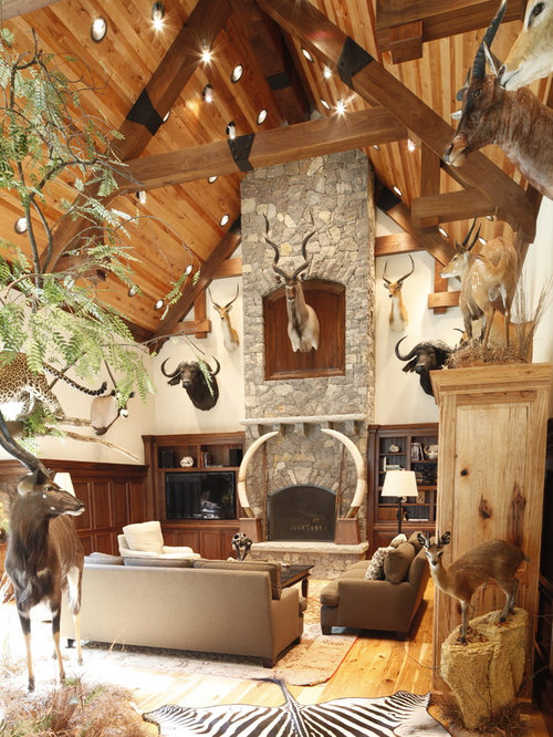 Trophy Room Design Ideas: Trophy Room Home Design Ideas, Pictures, Remodel And Decor
