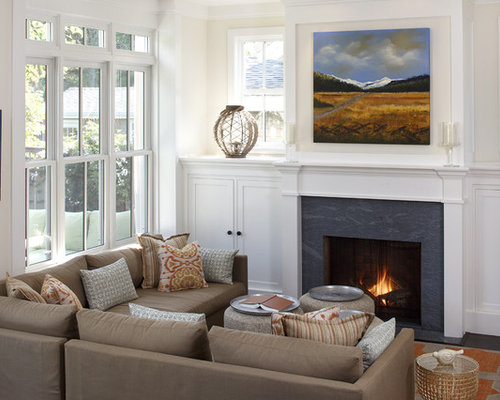 Best Cabinet Next To Fireplace Design Ideas Amp Remodel