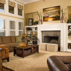 Traditional Living Room Traditional Living Room