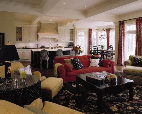 Saveemail Traditional Living Room