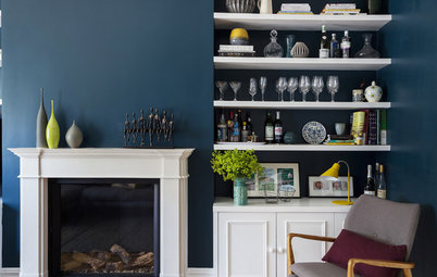 How to Create a Timeless Blue and White Scheme