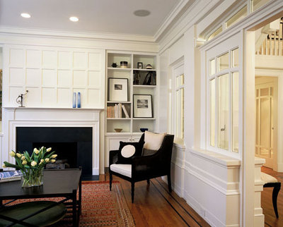 How Arts And Crafts Style Beautifies Todays Interiors - Arts and crafts interior paint colors