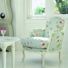 Traditional Living Room by Gustavian
