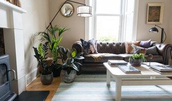 Traditional Living Room in Edinburgh
