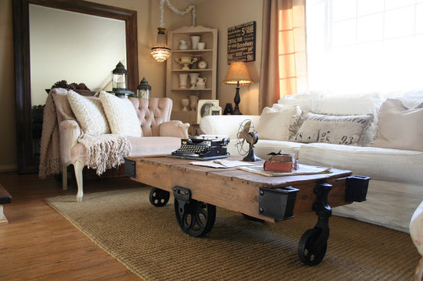 Bean There, Done That: Coffee Table Alternatives