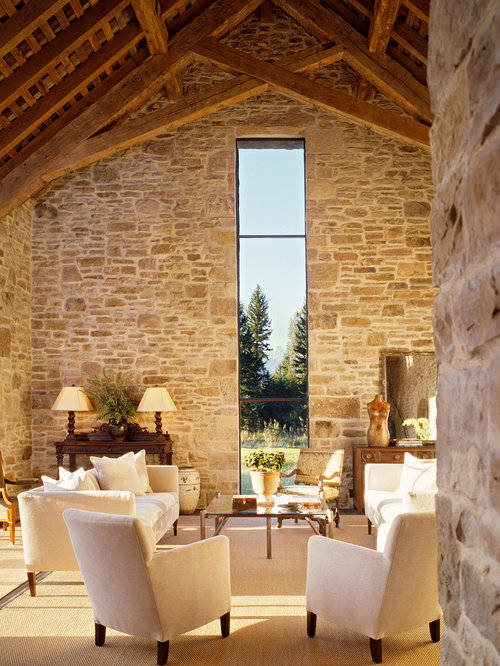 Tall narrow window houzz for Tall narrow windows