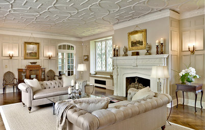 Houzz Tour: Grand Historic Estate in New York