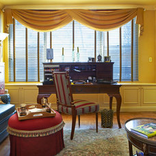 Traditional Living Room by Marilyn Davis  Revitalized Interiors Allied ASID