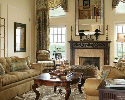 astonishing formal living room decorating | Two Story Curtains Home Design Ideas, Pictures, Remodel ...