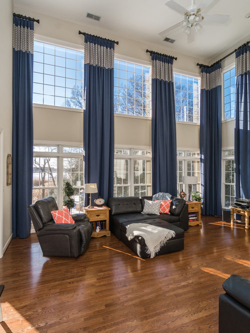 Two Story Curtains Ideas Pictures Remodel And Decor