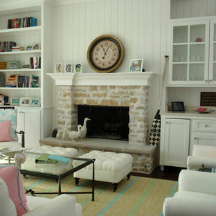 Design ideas for a traditional living room in Other.