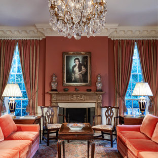 75 Traditional Living Room Design Ideas - Stylish Traditional Living ...