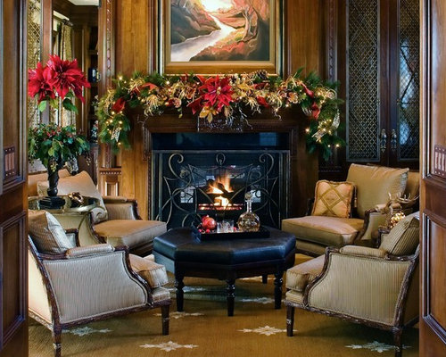 45 Fireplace Decoration Ideas So Can You The Creative: Christmas And Holiday Decorating Ideas
