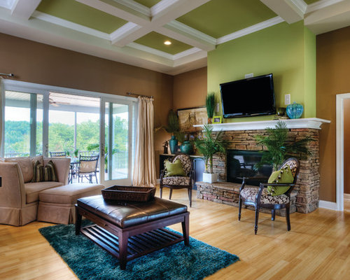 green white and brown living room green and brown houzz 24881