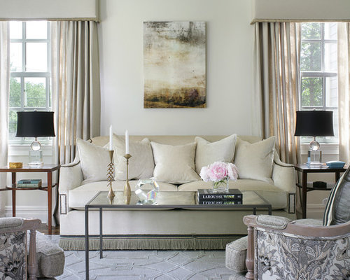 Transitional Window Treatments Houzz