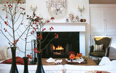 8 Decorating Ideas to Usher in Fall