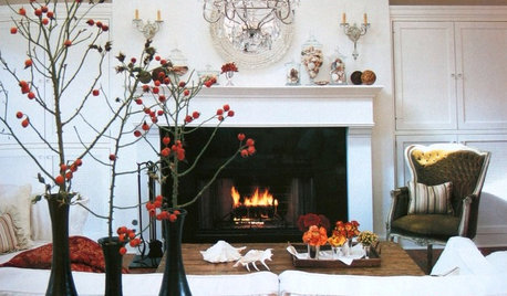 Styling: How to Bring Autumn's Harvest into Your Home