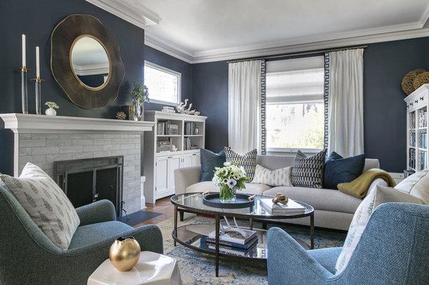 Living Room by Rachel Madden Interiors