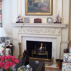 Traditional Living Room by COASTROAD Hearth & Patio