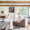 Houzz Tour: Gracious Older Home Updated for a Young Family