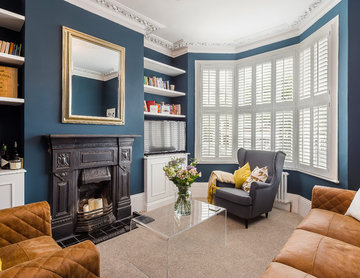 Traditional with a twist home in London