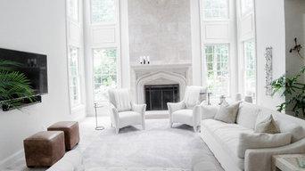 Transitional Elegance - Custom Home