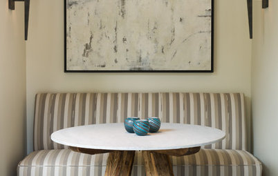 Smart Tables & Seating That Maximise Small Dining Spaces