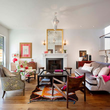 Houzz Tour: Pros Solve a Head-Scratching Layout in Boulder