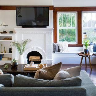 Foto di un soggiorno tradizionale