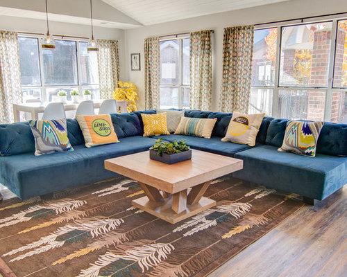 Joss and main living design ideas renovations photos for Main living room designs