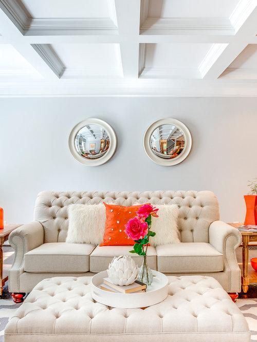 Serene Living Room Houzz