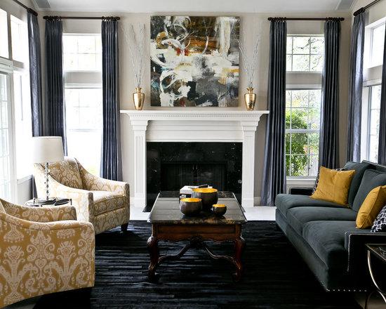 Transitional Living RoomTransitional Living Room   Houzz. Transitional Design Living Room. Home Design Ideas