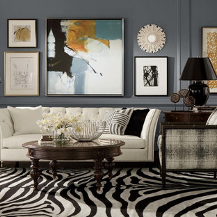 Eclectic Ethan Allen Styles for Living Room and Bedroom